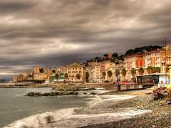 Pegli (Genoa - Italy) (fede0253) Tags: italy italia liguria genoa genova hdr lucisart pegli fede0253
