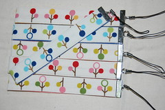 blue and green cherry trees (peapodstudio) Tags: mobile straps