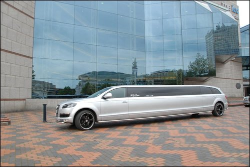 White Chrysler 300c Limo. Chrysler 300c Limo,