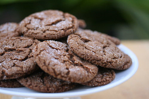 Martha Stewart's Chewy Gingerbread Cookies includes fall spices and ...