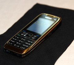 Nokia E51 Gold