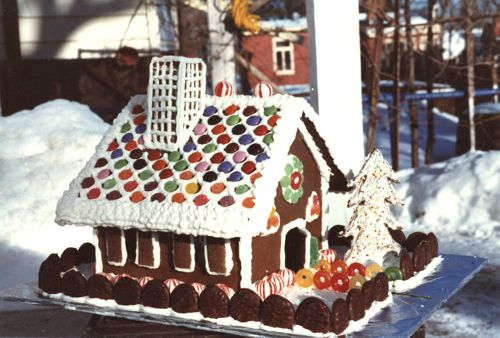 traditional german gingerbread house how to build your own
