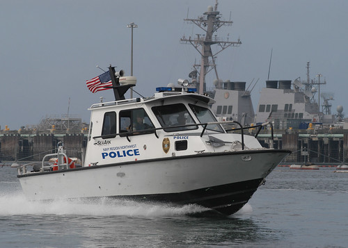training boat patrol highspeedboat seaark