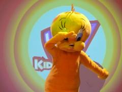 Movie World (phempsall) Tags: show park rabbit bunny bird duck costume australia bugs qld queensland devil rides daffy tweety daffyduck themepark warnerbros bugsbunny movieworld goldcoast tasmanian looneytunes tweetybird warnerbrosmovieworld tassiedevil oxenford
