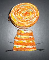 Yarn Chef - Moldy Jack O'Lantern