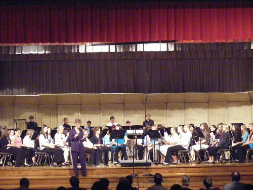 Honor's Band Concert - 11-23-08