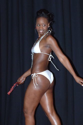 DSC_3074 Miss Southern Africa UK Beauty Pageant Contest Swimwear Bikini Fashion Model at the Stratford Town Hall London 2008