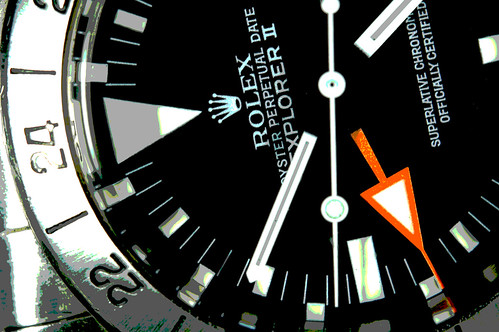 Rolex Explorer Ii Review. Rolex Explorer II Steve