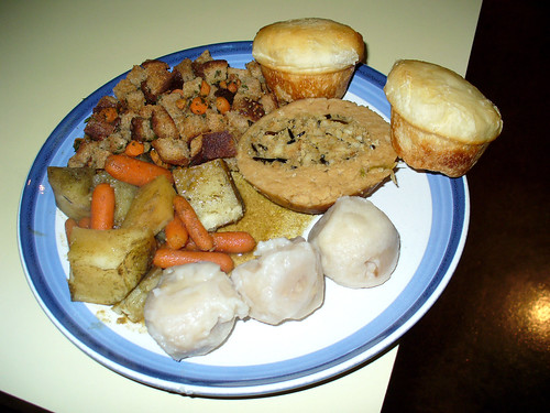 2008-11-28 - Tofurky Dinner - 0035