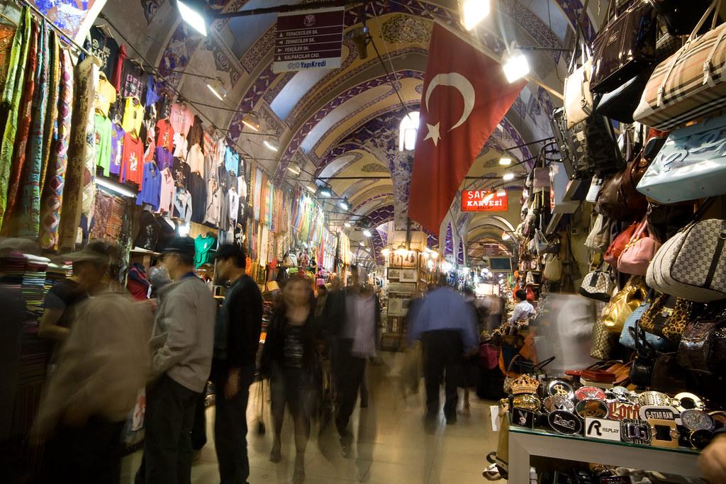 Istanbul Grand Bazaar #2