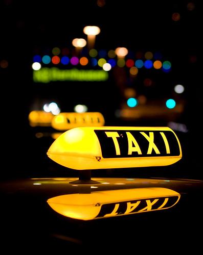 Такси в ЗАО Москвы