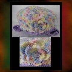 Crochet Hat /  Gorra a Ganchillo