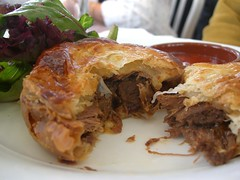 Insides - Wagyu Beef Pie - Jones The Grocer, Chadstone AUD8