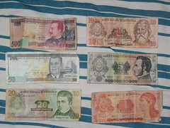 Honduras Lempira currency