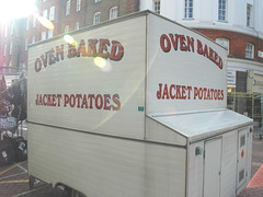 OLDP2009.01.06 CO - Over Baked Jacket Potatoes Trailer in Streaming Sunlight