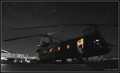 Air Ship... (EyeLuvIt) Tags: chinook armyhelicopter nikond40x