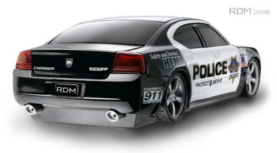 National Speed - RoadMouse Charger Police