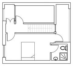 double garage conversion plans, architect, Dunfermline, Fife