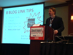 SEO Through Blogs - Lee Odden SES NY