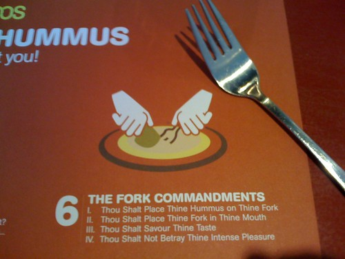 fork commandments