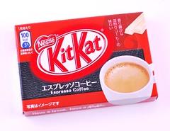 Kitkat Espresso Coffee