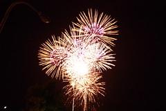 Amposta: Focs artificals 2009