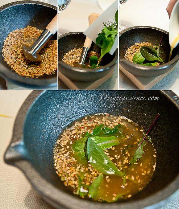 Mugaritz, San Sebastian soup