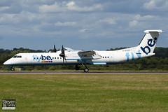 G-ECOP - 4242 - FlyBe - De Havilland Canada DHC-8-402Q Dash 8 - Luton - 100824 - Steven Gray - IMG_2190