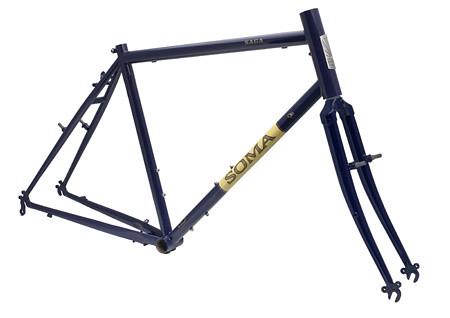 Soma Saga frameset, $449 ($389 if part of a custom build)
