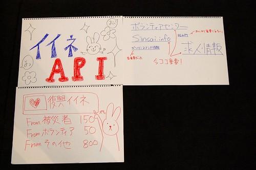 #hack4jp 東京会場 (7)『イイネ API』5-7