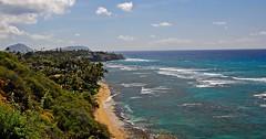 Sweeping View (jcc55883) Tags: ocean hawaii nikon waikiki oahu pacificocean kokohead blackpoint kahala kaalawaibeach nikond40 diamondheadroad