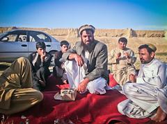 Picnic in Balk w/Sheikh