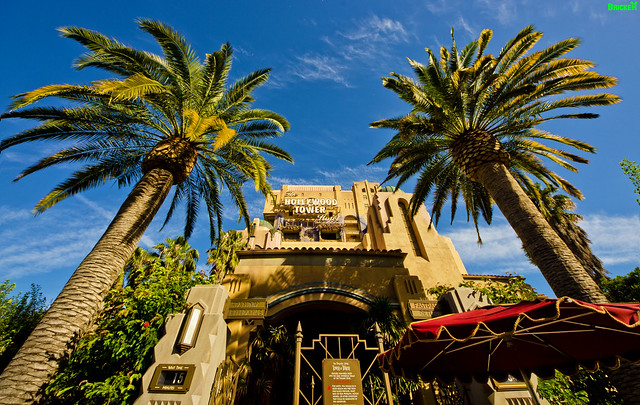Disney California Adventure - Twilight Zone Tower of Terror