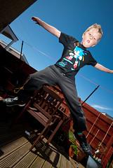 pocket wizard testshot-4 (KSR CREATIVE) Tags: summer boys photography jump jumping nikon colours expression sunny flex catchy facial tt5 porthcawl lustforlife sigmalens nikond200 playlight pocketwizard strobist karlrobertson playlightphotographicservices pwllywaun playlightcouk