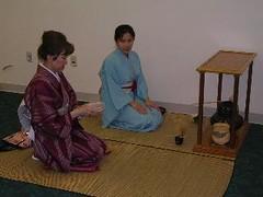 Japanese Tea Ceremony March 3