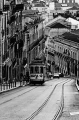Electricos (Topyti) Tags: travel bw portugal 35mm lisboa lisbon tram olympus scanned viaggi tramway lisbona portogallo eletricos plustek ilustrarportugal srieouro
