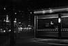 let the hours pass (b&w) (Satirenoir) Tags: lights restaurant neon diner arlingtonva silverdiner wilsonblvd utatafeature utata:project=nocturnal2