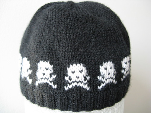 Knit Skull Cap Pattern : Skull Cap Sewing Pattern - My Patterns