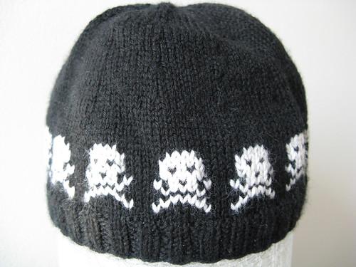 Skull Knitting Patterns Design Patterns