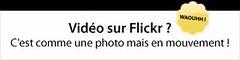 Flickr Video: Partager ses vidéos aussi simplement que ses photos