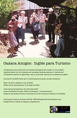 Oaxaca Amigos (Cartel Para Teotitlan)
