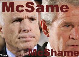 McSame McShame