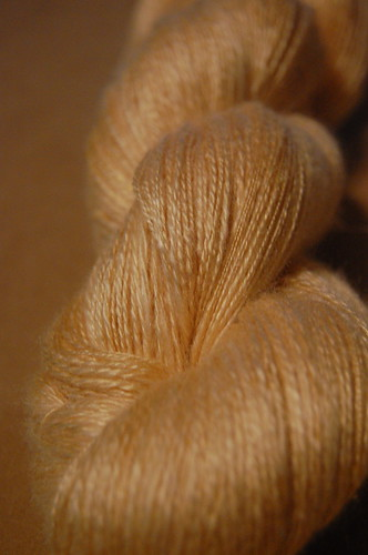 Tussah Silk Laceweight