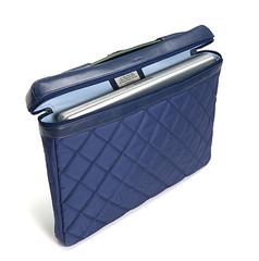 Knomo Slim Laptop Case (Interior)