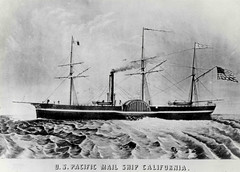 Steamship california