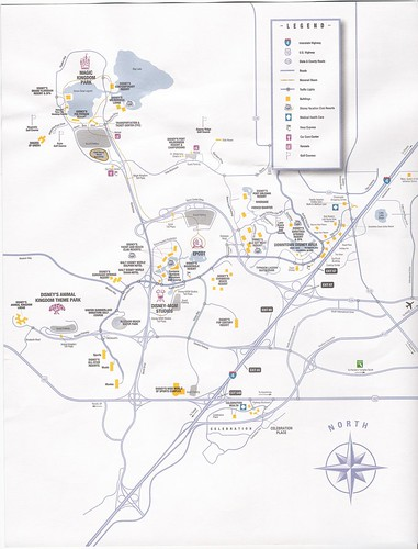 walt disney world map of resorts. disney world maps