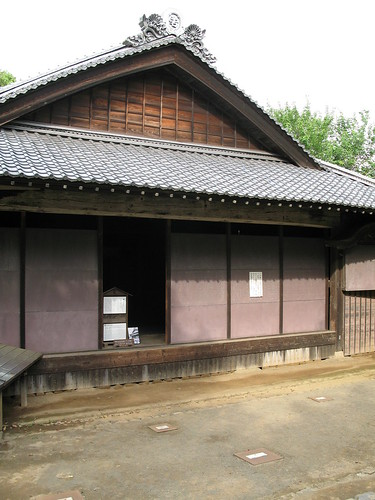 Nihon Minka-en Kabuki Theatre