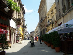 2008-05-28 980  Smardan Street of Bucharest (marinela 2008) Tags: street friends people architecture buildings balcony facades historic romania bucharest bucuresti roumanie paviment oldcenter abigfave centrulistoric stradasmardan hccity sic02 streetsmardan