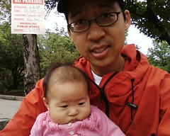 Daddy and Aki