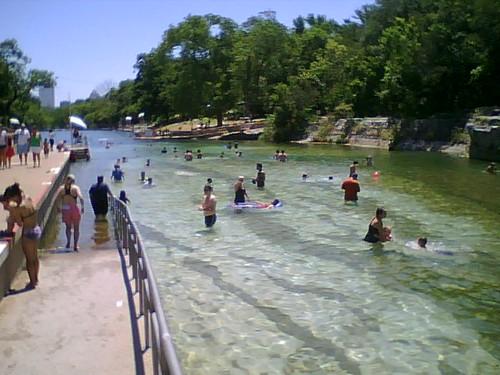 Century Plant · Barton Springs Pool